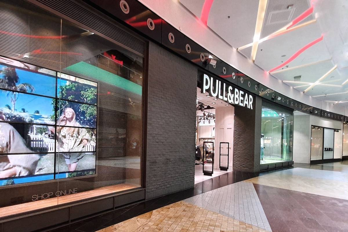 Pull and Bear - Rzeszów - Millenium Hall